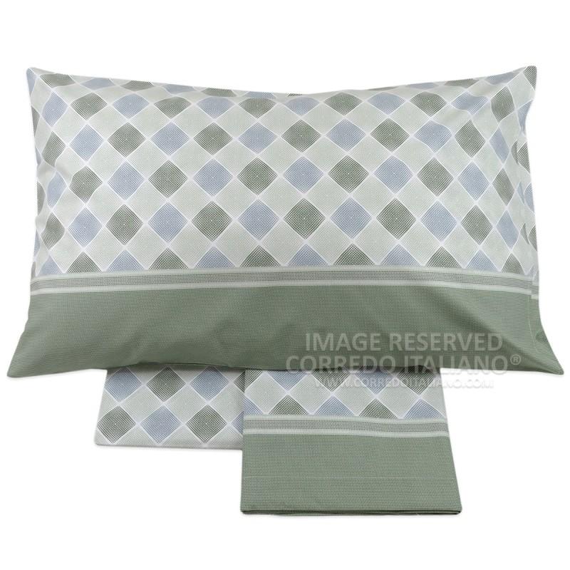 Oxford - Three quarter bed sheet set