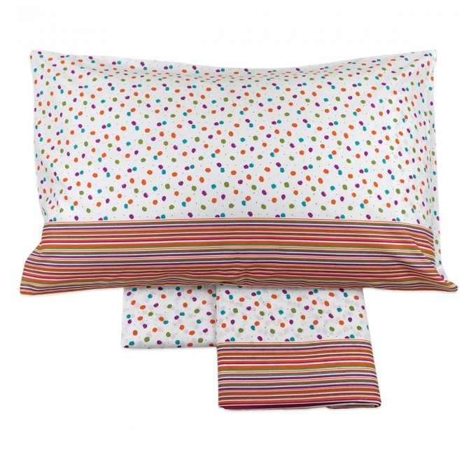 Painting - queen size bed sheet set