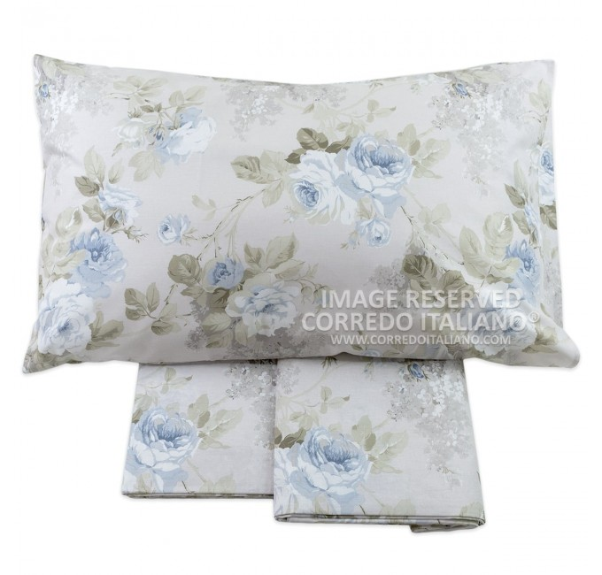 Vienna - flannel double bed sheet maxi size
