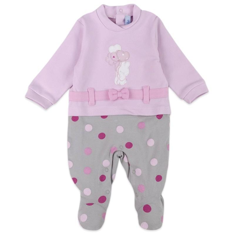 Baby onesie interlock Pierre Cardin art. PCT521R