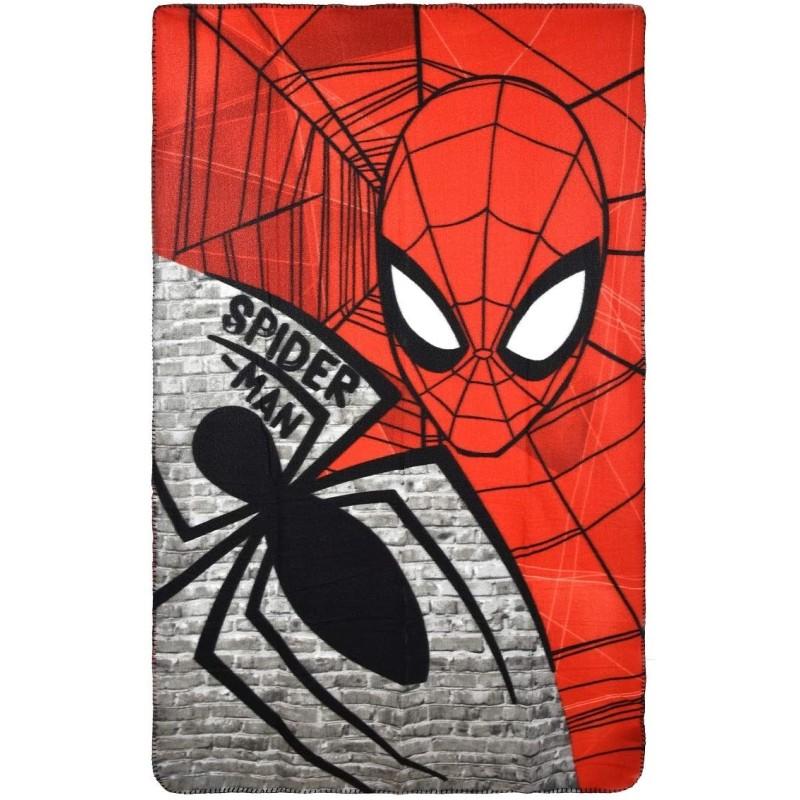 Spiderman - polar blanket fleece 100x150 cm art. TH4270