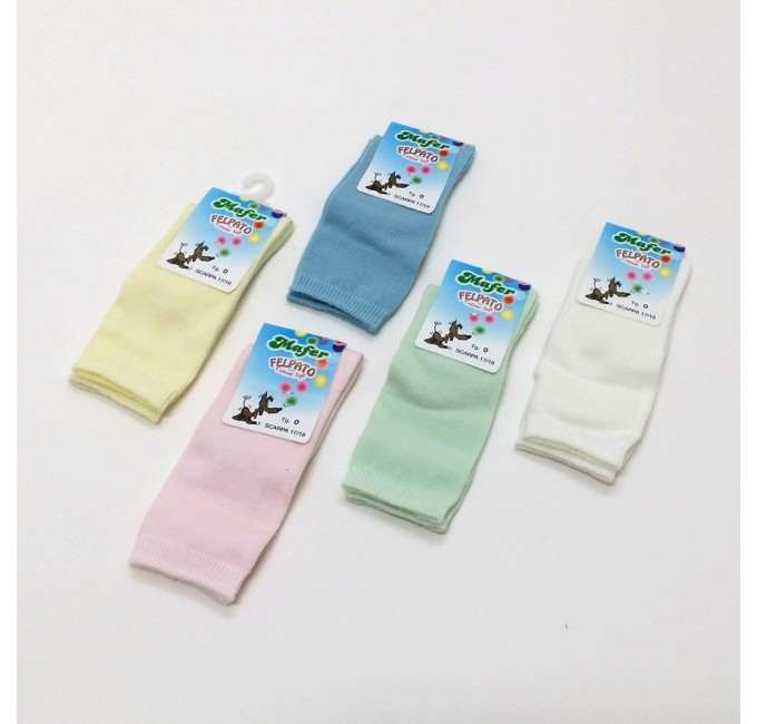 Baby socks in winter cotton art. 085392