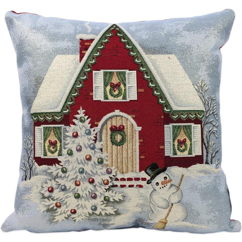 Christmas cushion decor 50x50 cm art. Reindeer