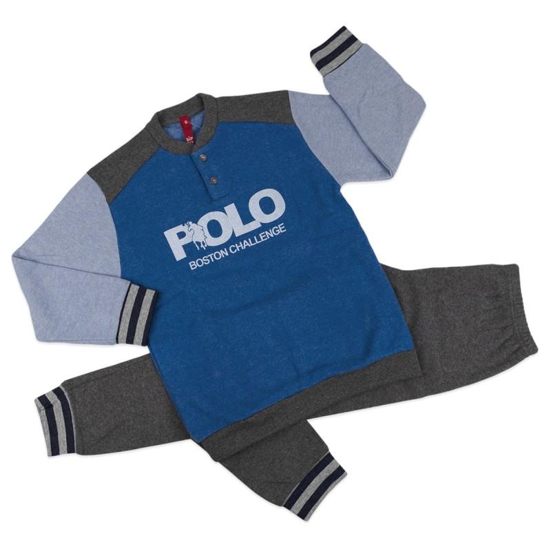 Winter pajamas for boys art. 3190