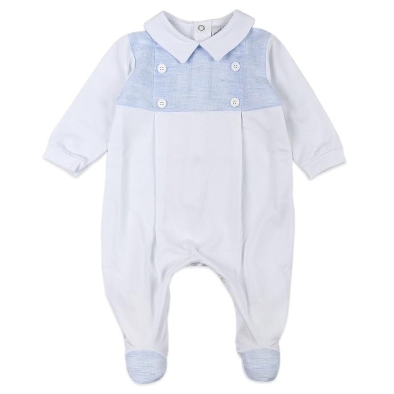 Newborn boy onesie cotton art. A1217