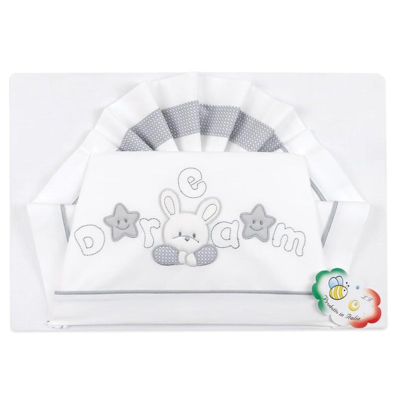 Cradle bed sheet set art. 03170GR