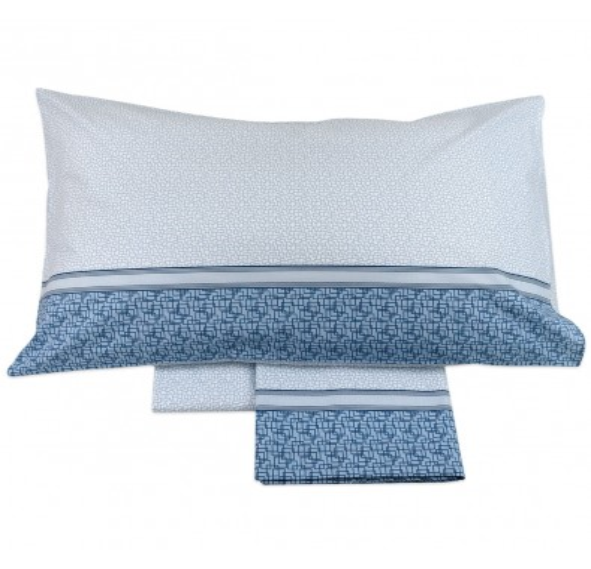 Ghirlanda - queen size bed sheets maxi