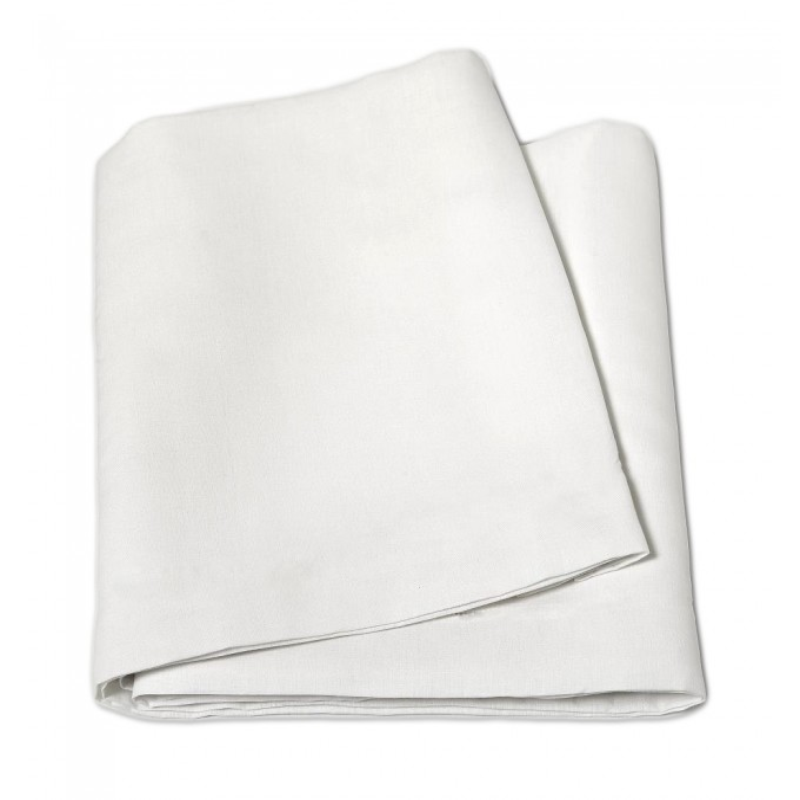 Mixed linen & cotton fabric