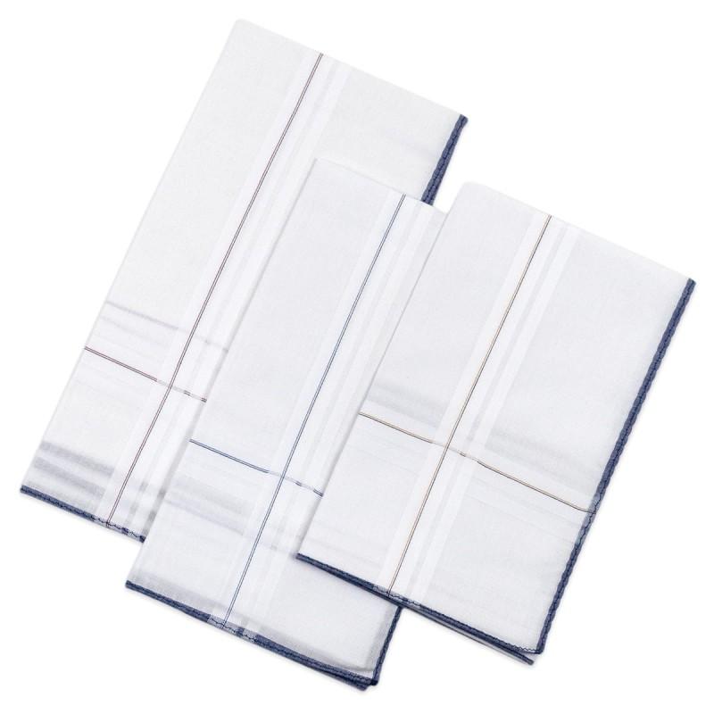 Handkerchiefs 3 pack Perofil art. P325B