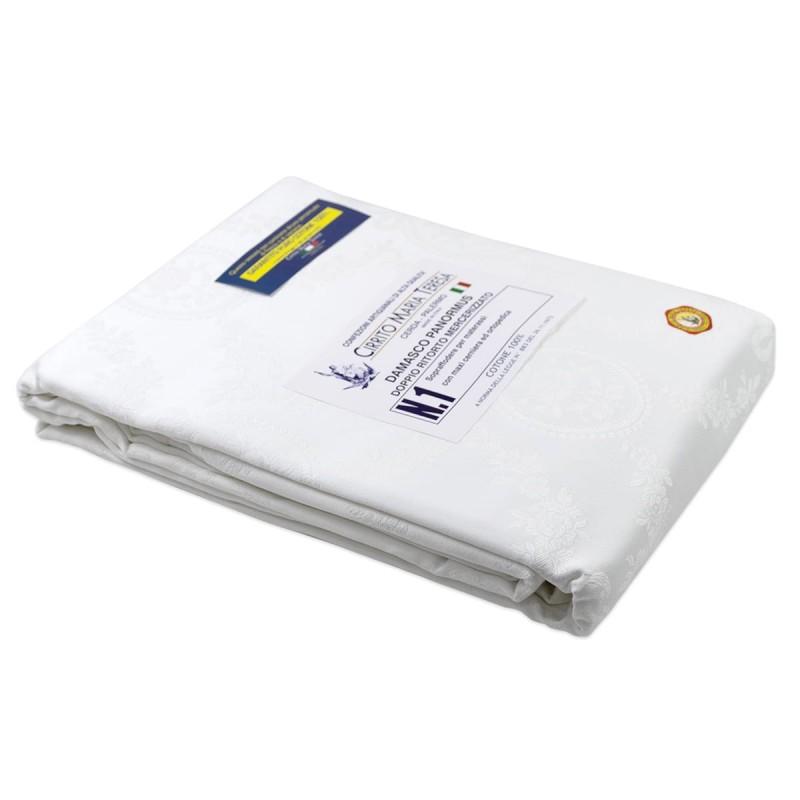 Panormus internal pillowcases cotton damask