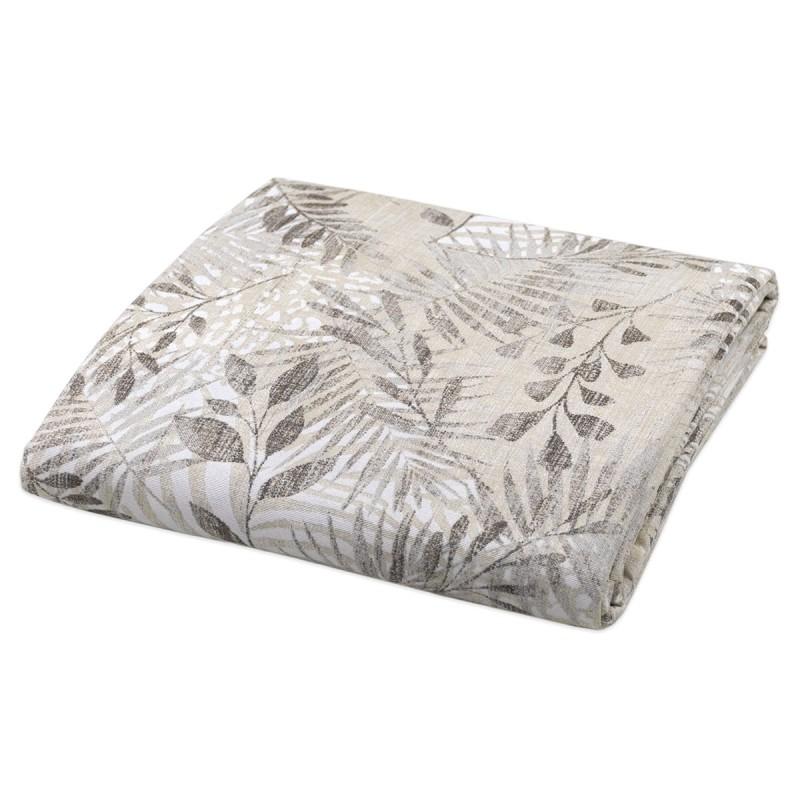 Fern - multipurpose furnishing bedspread cotton 260x280 cm