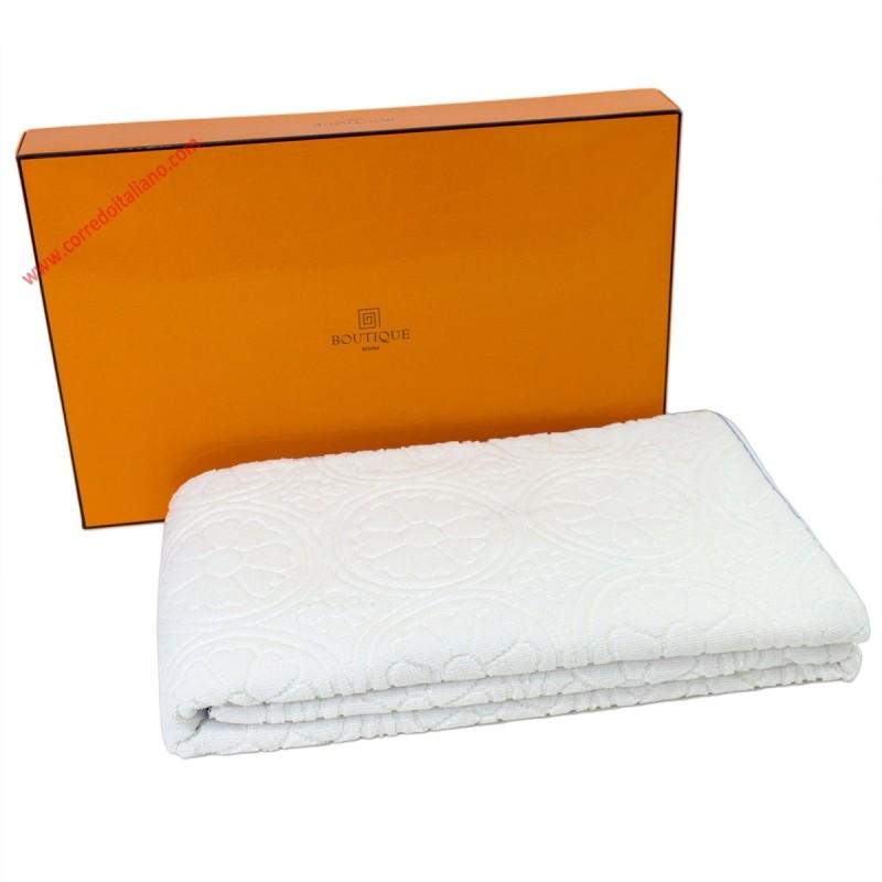 Jewel - mattress cover jacquard comfort 230x250
