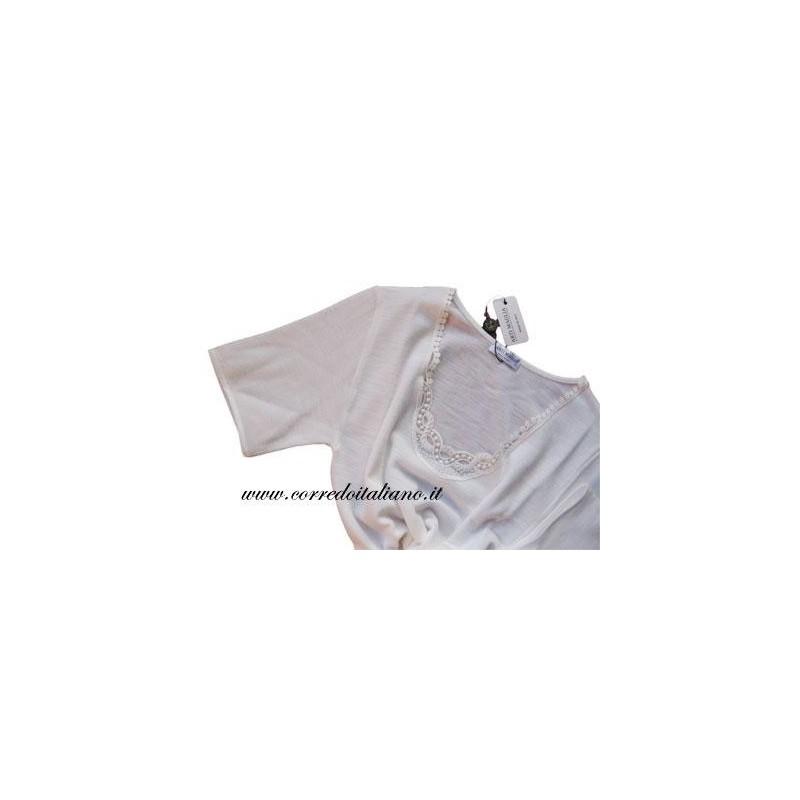 Artimaglia maglia mistolana mezza manica 97003
