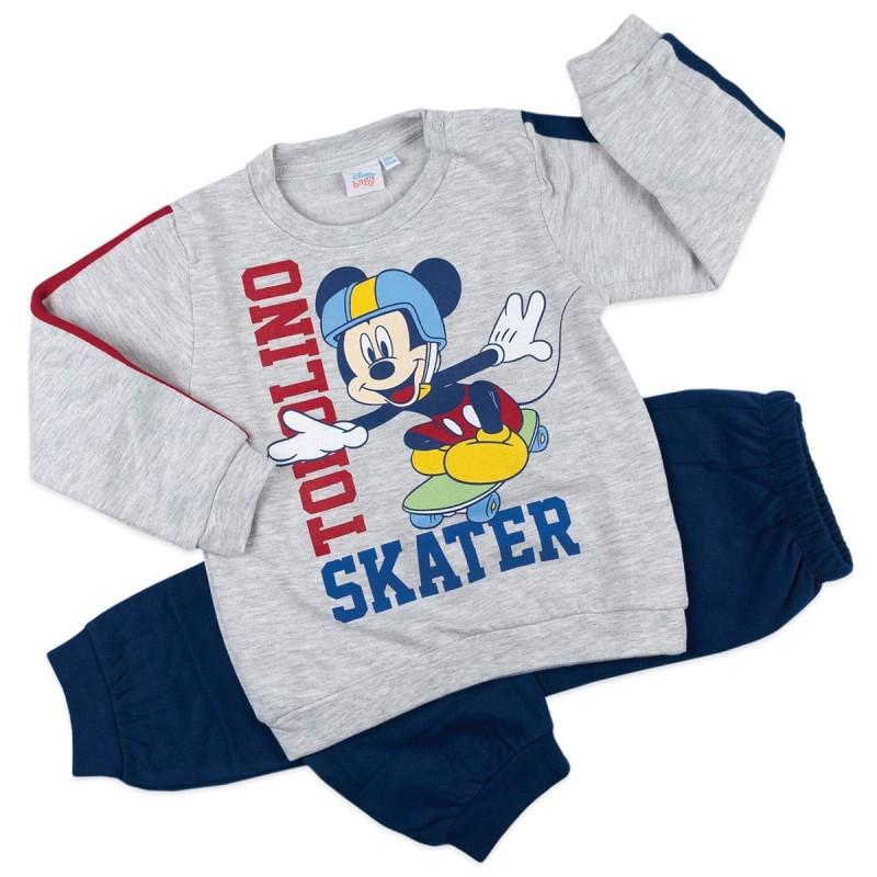 Mickey - baby pajamas interlock art. DY32P8862