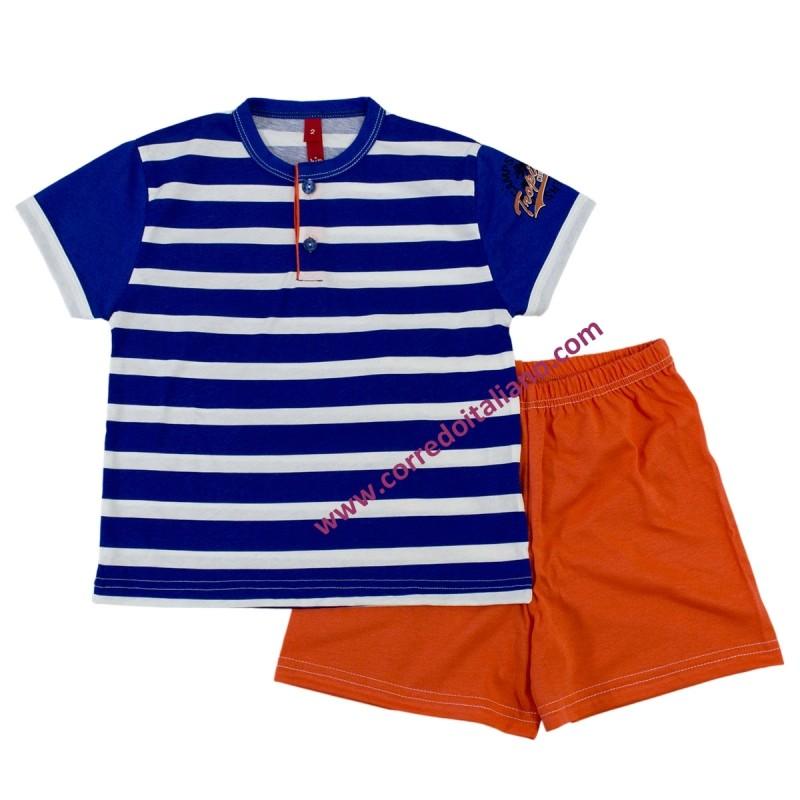 Short pajamas art. 3817BLP