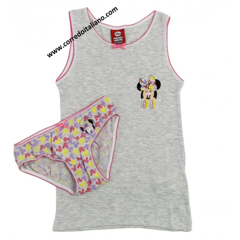 Minnie tank top + panty art. 29318GR