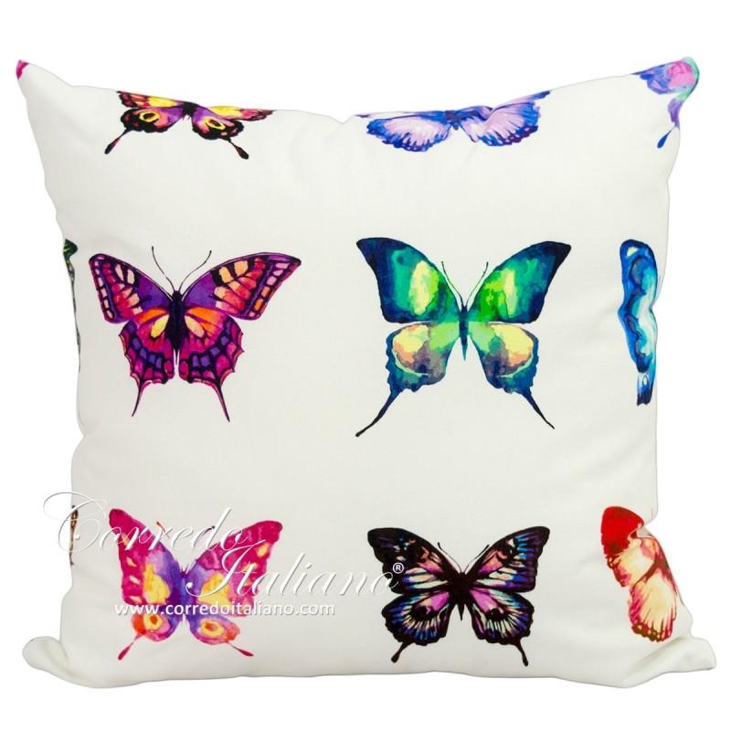 Cuscino arredo 50x50 art. Butterfly