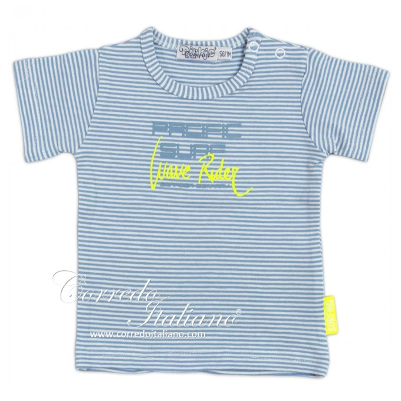 T-shirt giro collo mezza manica art. 24301H