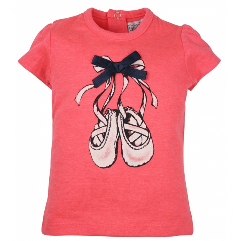 T-shirt giro collo mezza manica art. 24245H