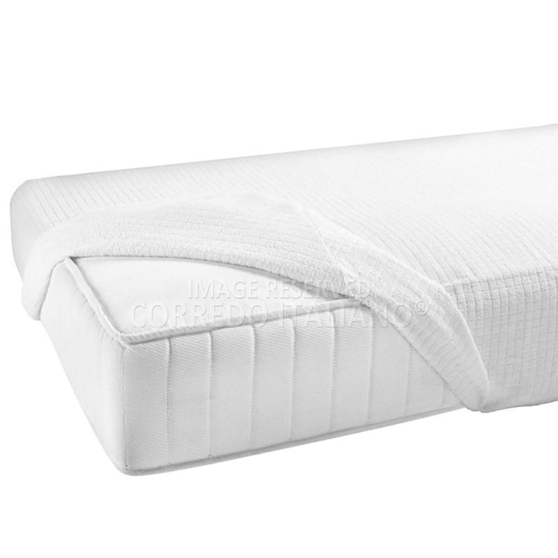 Nottetempo - mattress cover in elastic sponge Gabel - Various sizes