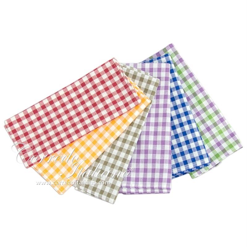 Casabella - dish cloth in pure cotton 60x60 cm