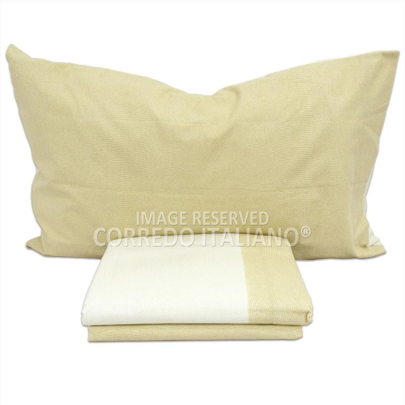 Chromo - single bed sheet flannel 160x285