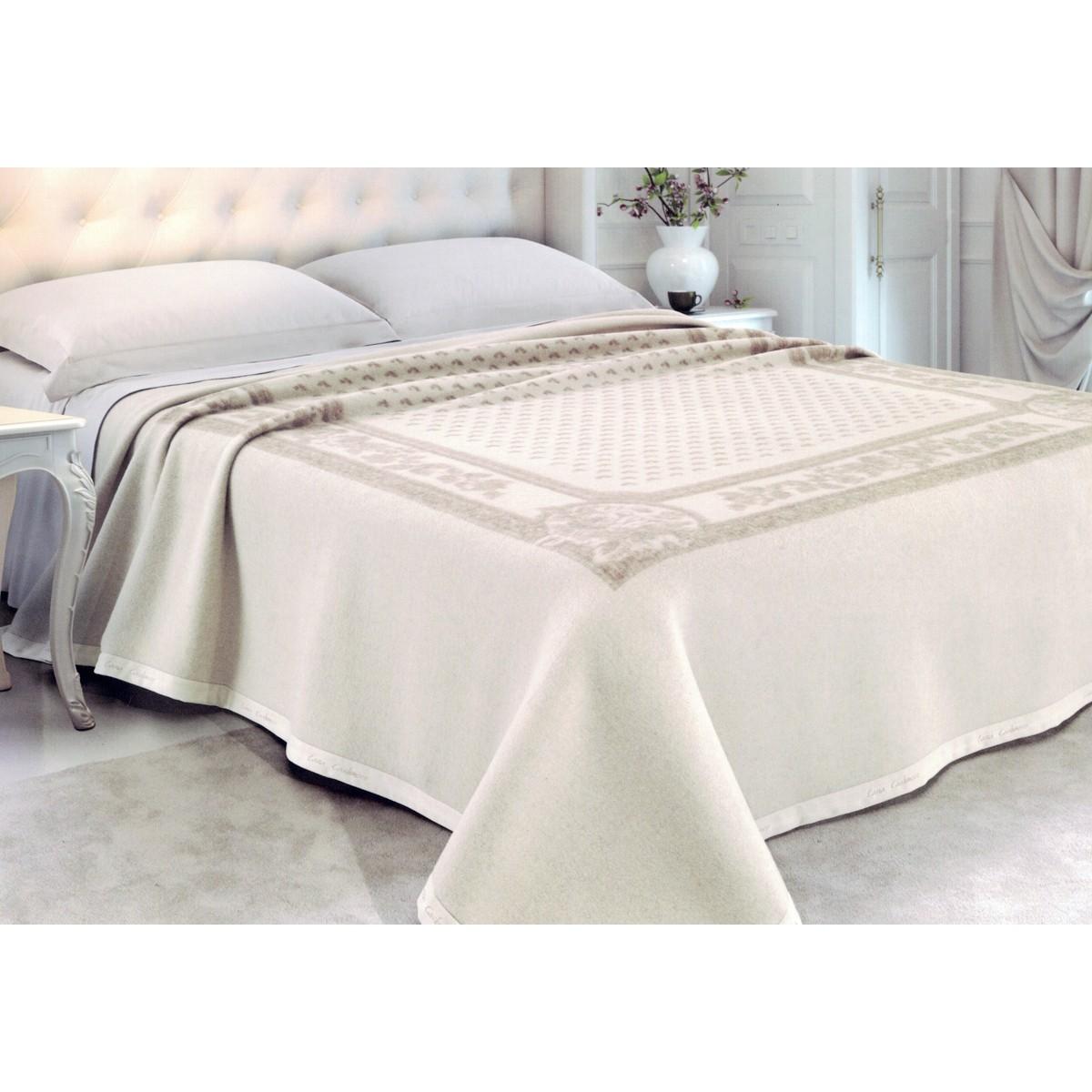 63fa3e247e Lanerossi coperta in pura lana e cashemre art. Serenella