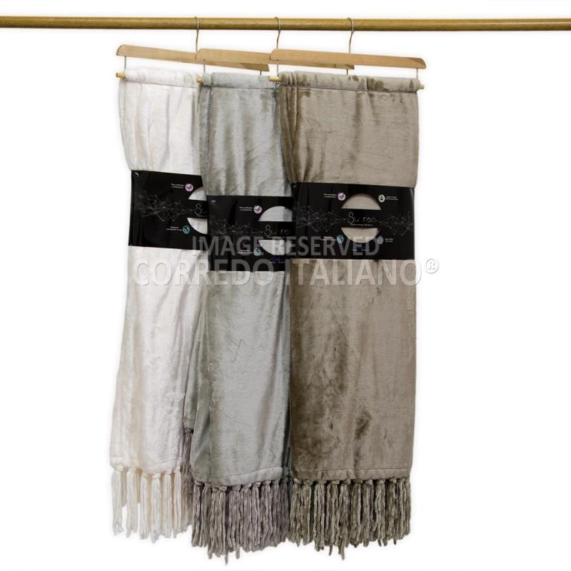Twill - blanket fleece 210x160 cm