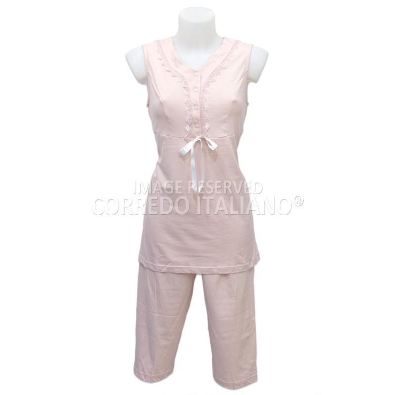 Pajamas short sleeves art. 3223