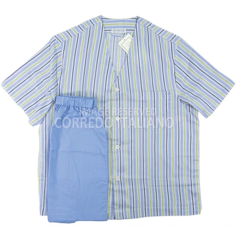 Poplin short pajamas art. TF25146