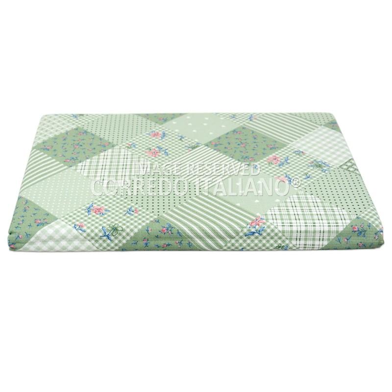 Provenza - copriletto piquet cotone 1 piazza