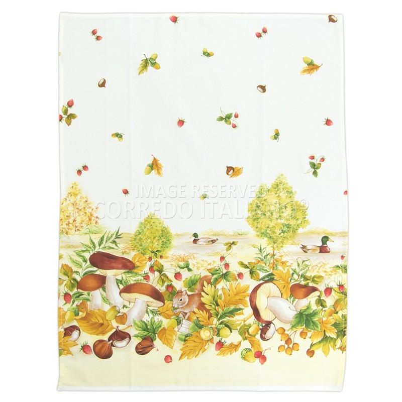 Autumn - dishtowel 50x70 cm