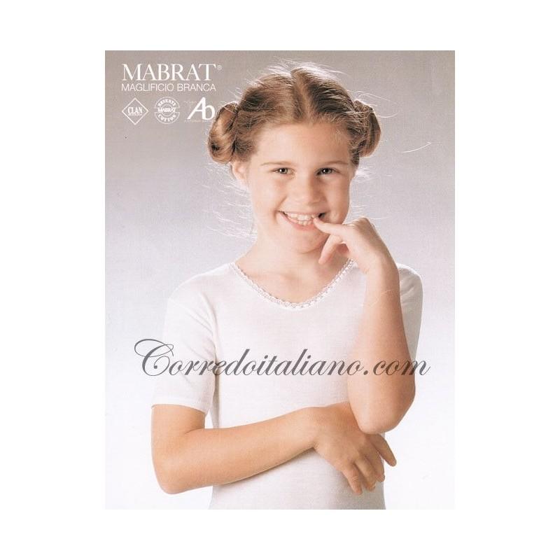 Mabrat baby warm cotton undershirt KF063