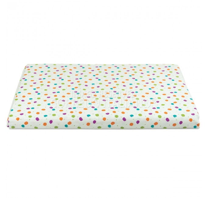 Roller - single bed cover piquet