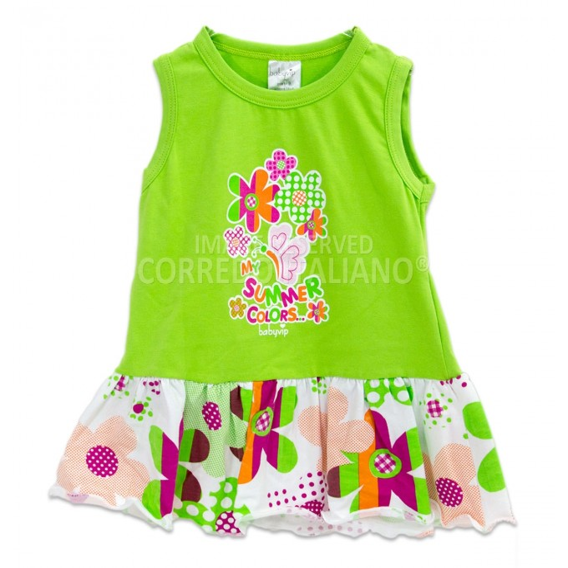 Baby dress art. J6394