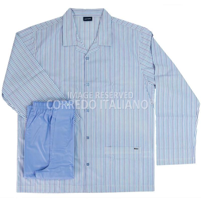 Poplin pajamas Perofil art. P3P1014AZ