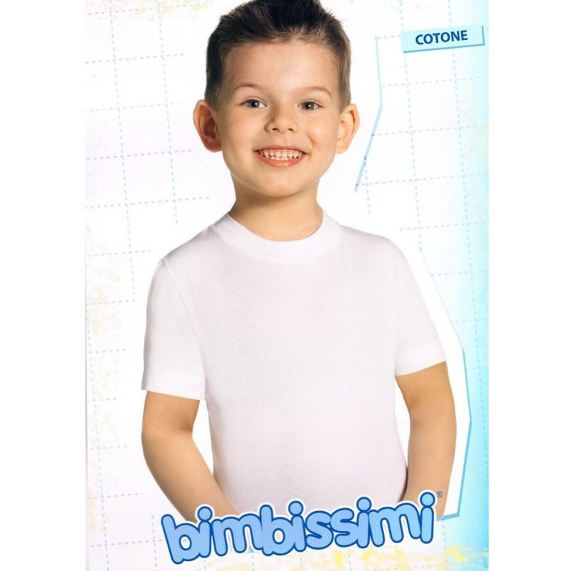 Maglietta puro cotone bambino art. TM62R