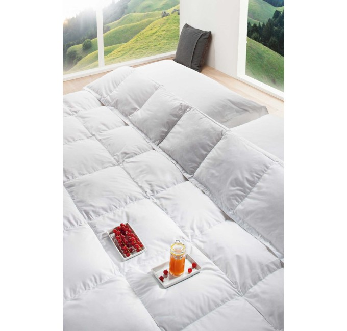 Polaris - padding for single size bed goose down 90/10