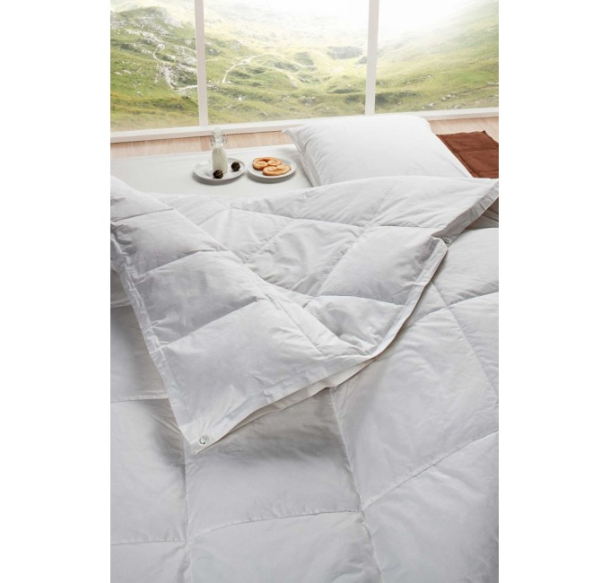 Millennium - padding for double bed goose down 4 seasons 95/5%