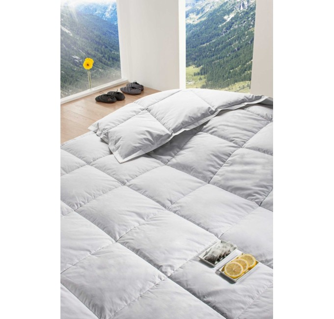 Millennium - padding for double bed goose down 95/5%