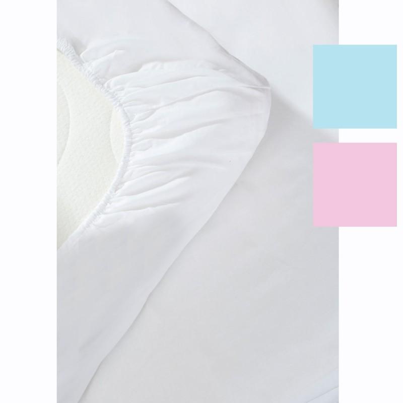 Undersheet for cradle with corner art. 04