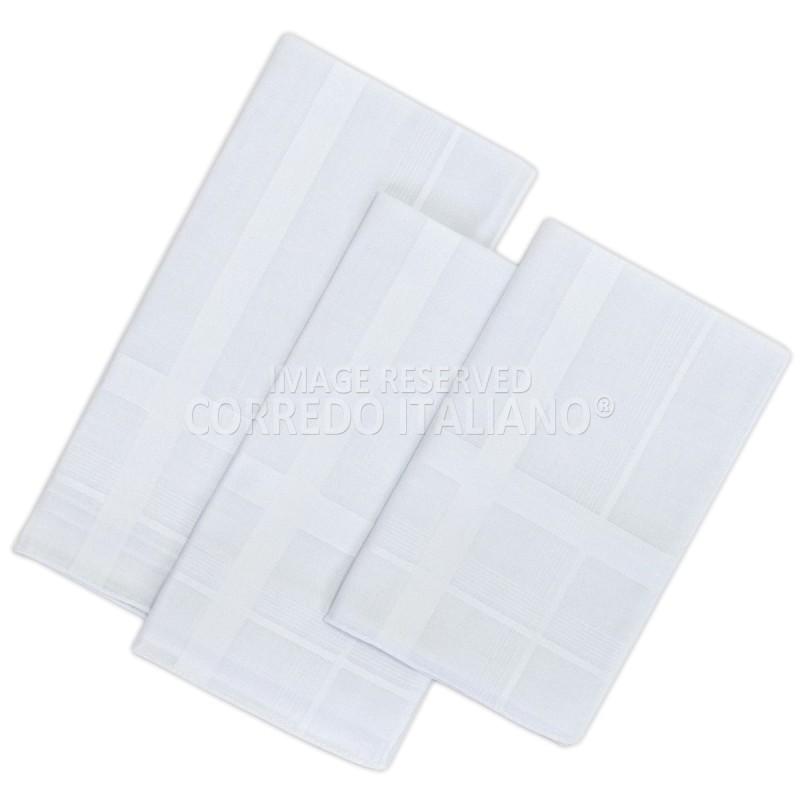 Handkerchiefs 3 pack art. P537B
