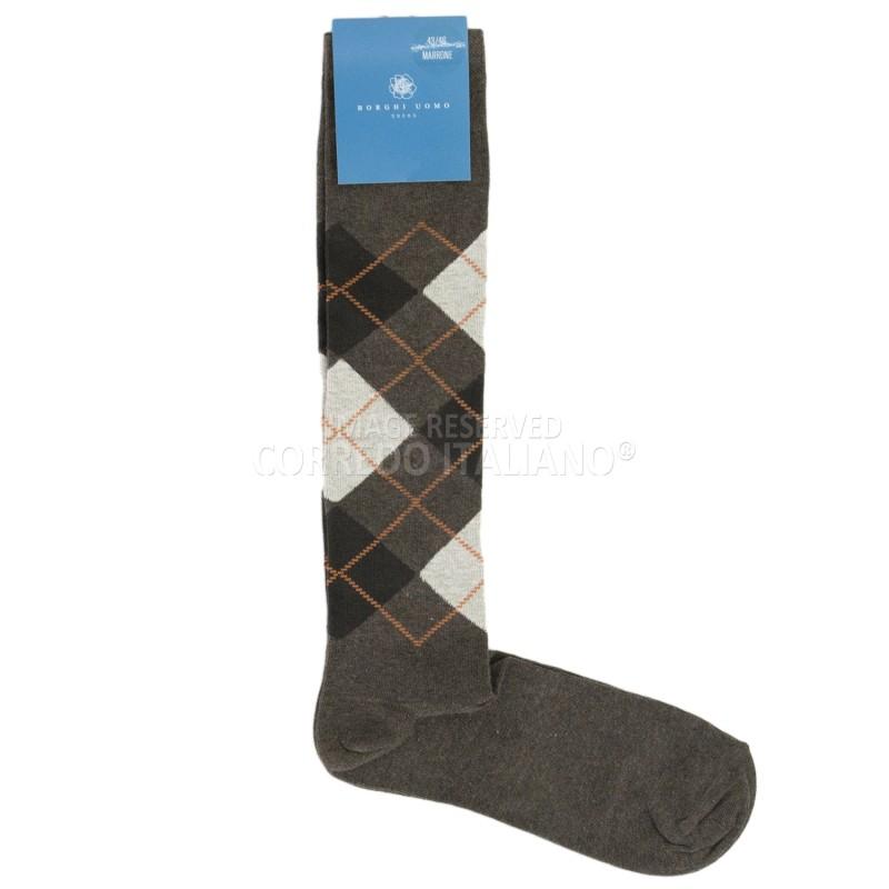 Filo scozia long socks art. 3250073MM