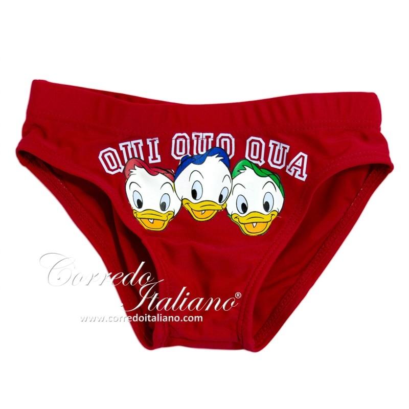 Qui Quo Qua - costume mare baby art. ME0111RS