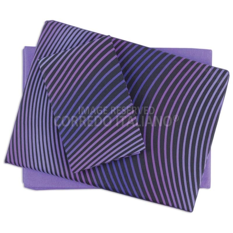 Tide - single bed duvet cover