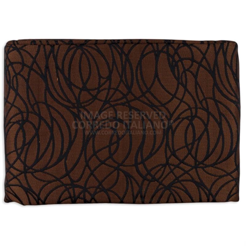Cornucopia - piquet bedspread 260x260 cm