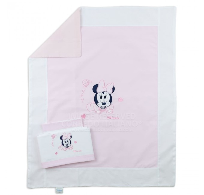 Minnie baby - composition for cot 4 pcs