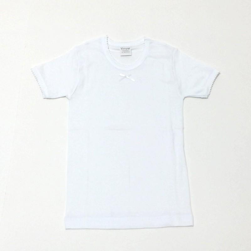 Set 2 magliette cotone bambina Q5292/02