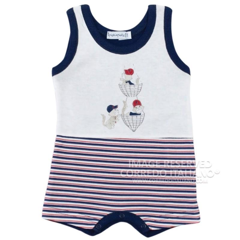 Baby romper art. 10514E0