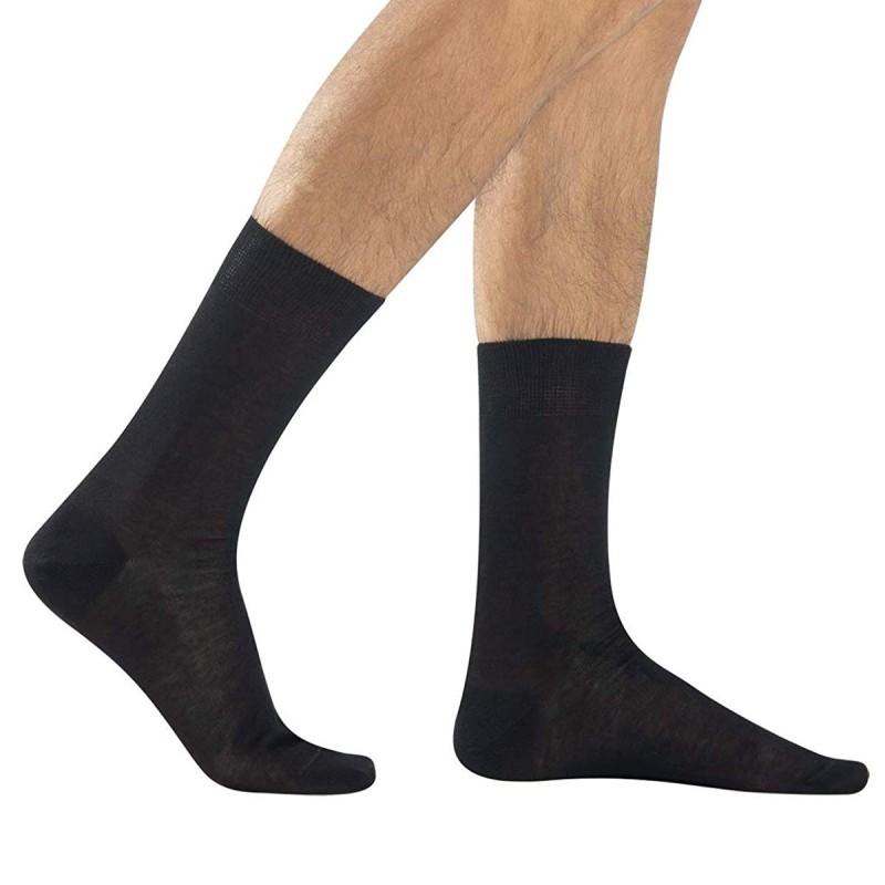 Confezione 6 paia calze corte filo scozia art. 4910
